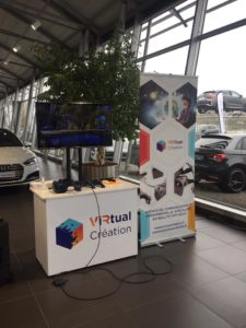 ViRtual-Creation-Audi-Strasbourg